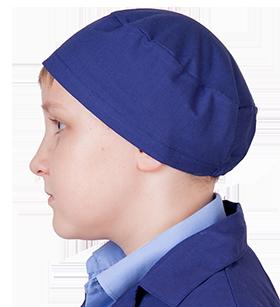 Школьная Шапочка для мальчиков уроков труда и технологии.