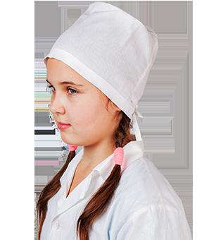 Белая Шапочка для юного химика