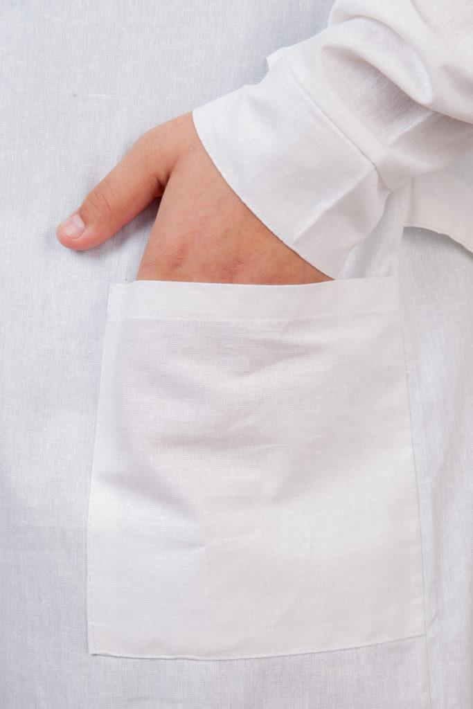 школьный халат для уроков химии