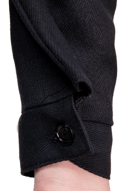 Рукава с манжетами на школьном халате